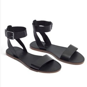 Madewell Women's Leather Sandals NWT